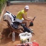 Zon zee tapas tennis