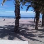 Playa arenal op 350 meter van appartement